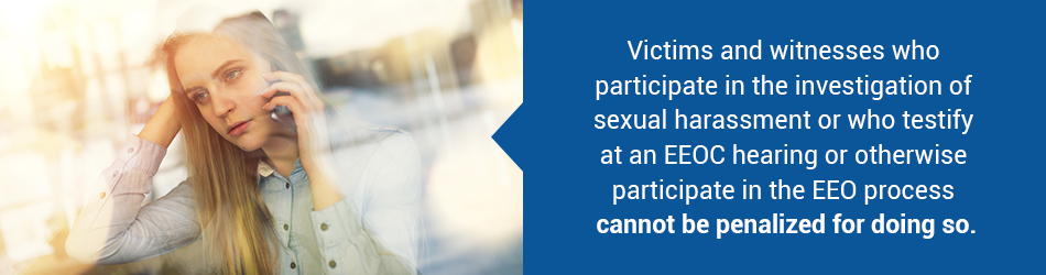 Sexual Harassment & Sexual Assault in the Federal Government Workplace